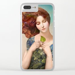 Your True Nature Clear iPhone Case