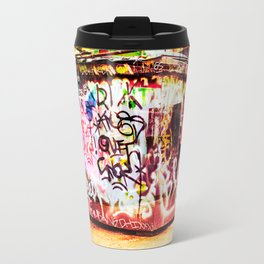 Graffiti Blitz. Travel Mug