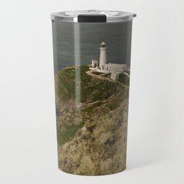 South Stack Lighthouse Travel Mug