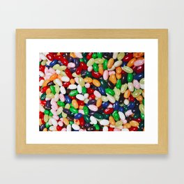 Sweet Candy Framed Art Print