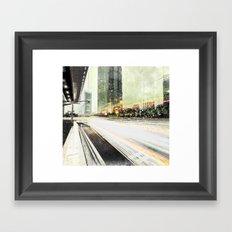 Tokyo Light II Framed Art Print