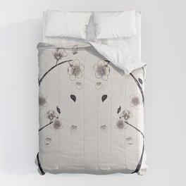 Quince Horns Comforters