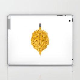 Pencil Brain Laptop & iPad Skin