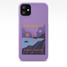 Sabrena Khadija x Parks Project - Hawai'i Volcanoes National Park iPhone Case