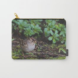 Small Mendocino Bird Carry-All Pouch