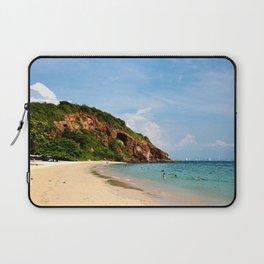 Nual beach Laptop Sleeve