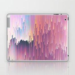 Rainbow Glitches Laptop & iPad Skin