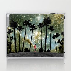 Paradise Galaxy Dream Laptop & iPad Skin