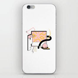 Bag of Dragonite Logo (bit.ly/BagofDragonite) iPhone Skin