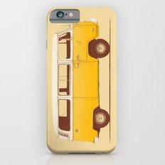 Yellow Van Slim Case iPhone 6