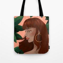 Havana Girl Tote Bag