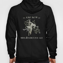 Lady Justice Hoody