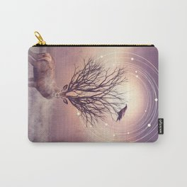 In the Stillness Carry-All Pouch