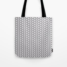 Cubic Perspective Tote Bag