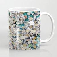 bubblegum Mugs featuring bubblegum by ensemble creative