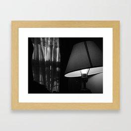 tungsten by day light Framed Art Print