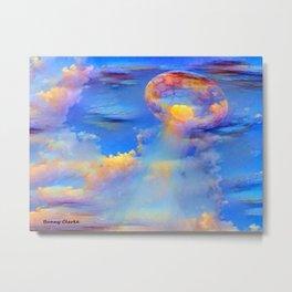 Dream Sequence Metal Print