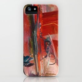 Blessed Envoy iPhone Case
