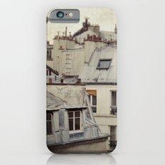 Paris roofs Slim Case iPhone 6s