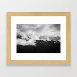 Cloudscapes – III Framed Art Print