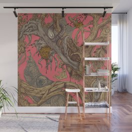 Wrath of Naturally Wall Mural