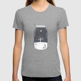 Halloween in a jar T-shirt