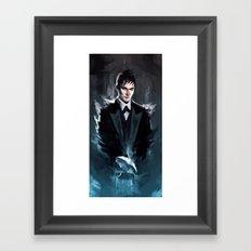 Gotham - The Penguin Framed Art Print