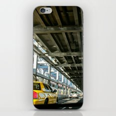 Washington Bridge, NYC iPhone & iPod Skin