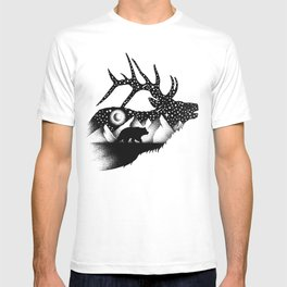 THE ELK AND THE BEAR T-shirt