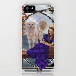 Hecuba iPhone Case