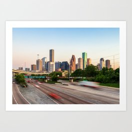 Its a great day to Be Someone! Art Print