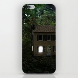 I'll Leave a Light On For You iPhone Skin