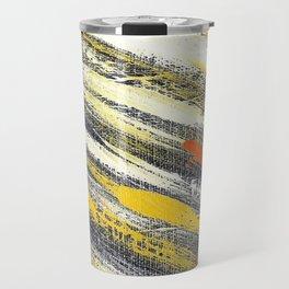 Cosmic yellow YG Travel Mug