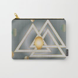 Metal heads Carry-All Pouch