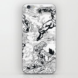 Comics iPhone Skin