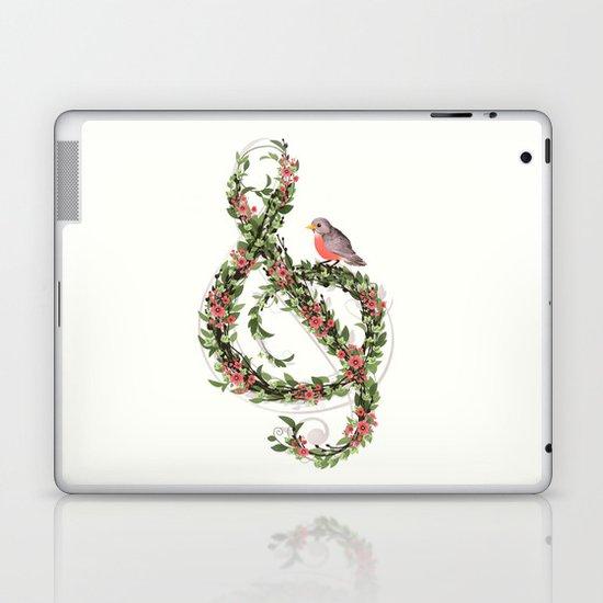 Robin's Song Laptop & iPad Skin