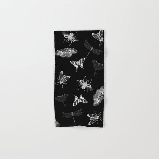 Entomologist Nightmares Hand & Bath Towel