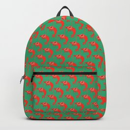 Cherry Shrimp - Ruby Backpack