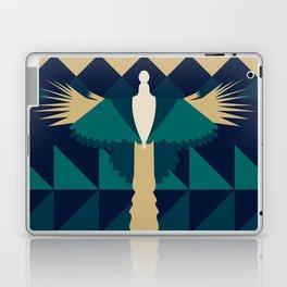 Aztec Peacock Laptop & iPad Skin
