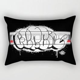 G Train Rectangular Pillow