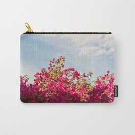 Flower Wall Art Carry-All Pouch