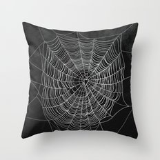 Happy Halloween pt. 1 Throw Pillow