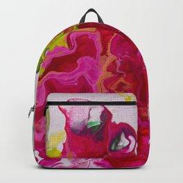 Inviting iris Backpack
