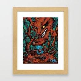 Emotions Framed Art Print