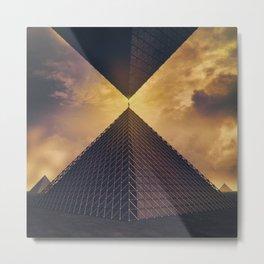 BALANCE EGFXF21 Metal Print