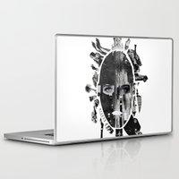 metropolis Laptop & iPad Skins featuring Metropolis by DLS Design