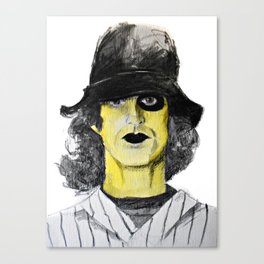 Thurman - The Baseball Furies Canvas Print