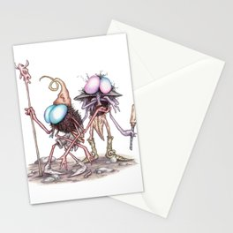 The Flews! Stationery Cards