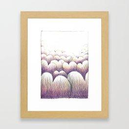 Kera Damo 014 Framed Art Print