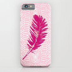dancing feather Slim Case iPhone 6s